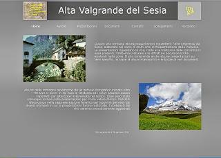 ALTA VALGRANDE DEL SESIA