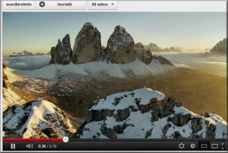 VIDEO ALPS SHOW DOCUMENTARIO