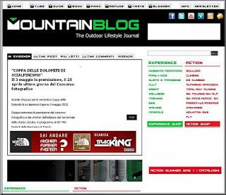 Notizie sulla Montagna e Alpinismo